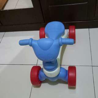 Walker,ride on activity
