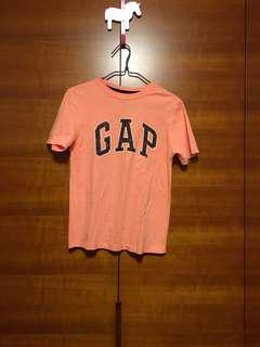 Gap neon orange t-shirt