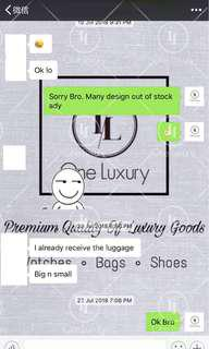 【Customer's Feedback】✅ Rimowa Luggage  Thanks For Support Us 💯