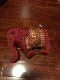 泰國大象腰枕