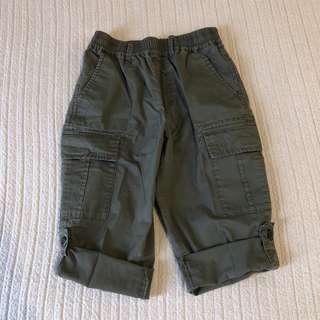 Uniqlo boy's cargo pants