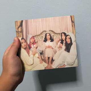 Unsealed Red Velvet The Velvet