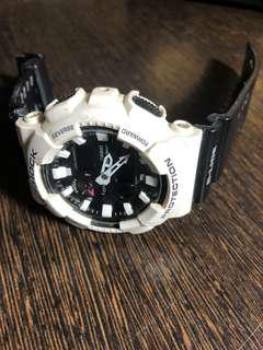 🚚 正品casio g-shock黑白原價3600