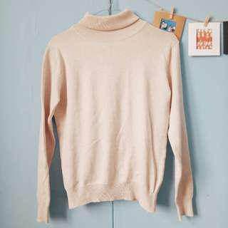 SWEATER TURTLENECK CREAM