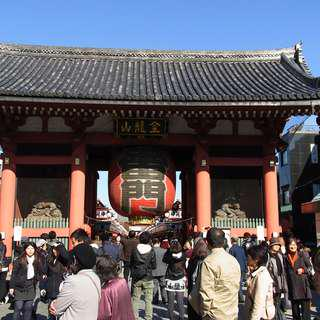 Tokyo Amazing Sightseeing Bus Day Tour