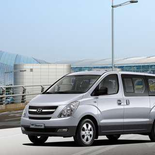 Private Incheon International Airport Transfers (ICN) for Seoul (Group of 7)