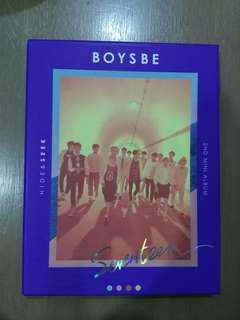 Seventeen Boys Be Album (Seek Ver)