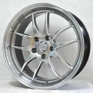 台仔 WORK EMOTION CR 2P ((訂貨款)) (ONLY 19''inch)