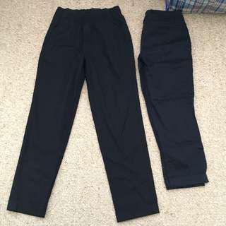 Zara & Padini Pants