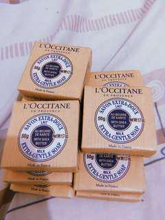 L'occitane Extra Gentle Soap [with Shea Butter]