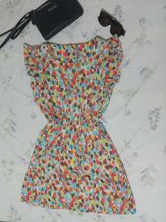 Hub Polkadots Dress