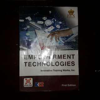 K-12 SHS Book: Empowerment Technologies