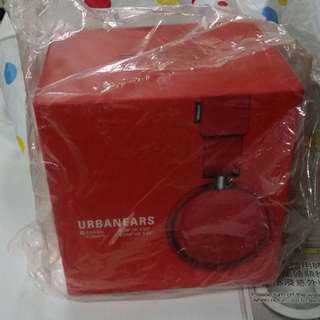 Urbanears 紅色耳筒