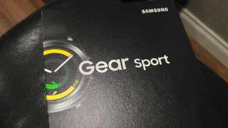 SALE! Brand new SEALED Samsung Gear Sport SM-R600