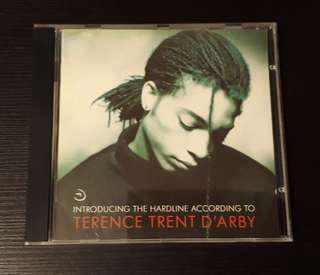 CD Terence Trent D'arby - Introducing The Hardline To