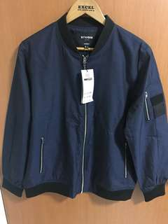 BNWT H:Connect bomber jacket