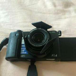 Samsung EX2F.相機+送藍芽音響喇叭