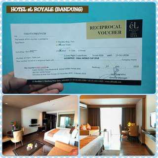 Voucher hotel murah