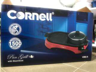 Cornell Pan Grill Steamboat