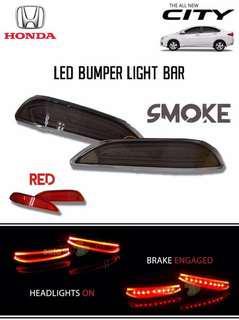 Honda City 2018 Led Bumper light Bar
