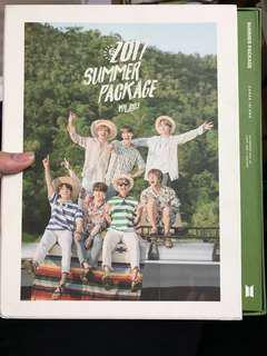 🚚 BTS 2017 summer package