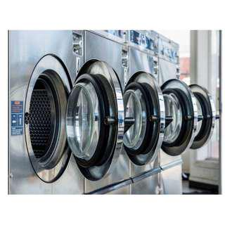 Business for Sale - Profitable Full Service Laundry 30 minutes South of Alabang