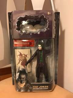 全新 brand new Dark knight joker batman 黑夜之神 蝙蝠俠小丑公仔figure