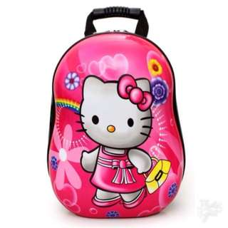 BNIP Hello Kitty Hardshell Backpack