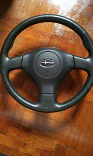 WRX hawkeye driver airbag