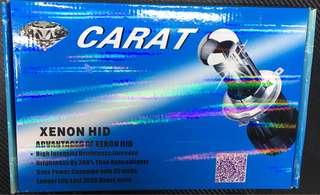 HID H4 magnetic bulb 4.3k / 6k