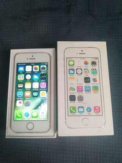 Iphone 5s 16Gb ex inter fullset mulus