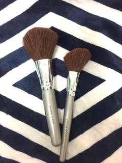 Contour brush, power brush