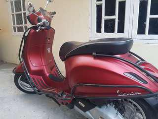 Crashbar vespa sprint