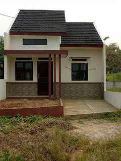 Rumah sangat murah di kawasan tugu macan citayam type 40/80 harga 300jt (nego)