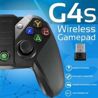 GameSir G4S Bluetooth V4.0 / 2.4G Wireless / Wired Gamepad 32-Bit