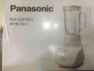 Panasonic 果汁機 MX-GX1051