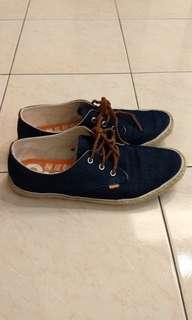 Superdry Skipper Casual Mens Shoes (Denim)