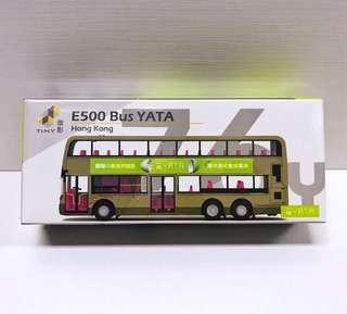 絕版 限定 Tiny 微影 #76Y 一田百貨 E500 巴士 全新未拆