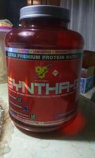Susu Whey Protein - Syntha 6 5 Lbs [Gentong Aja]