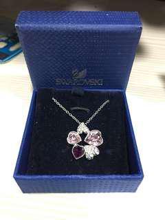 🚚 Swarovski 紫水晶項鍊