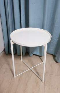 Tray Table (white)
