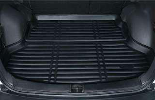 Hyundai elantra trunk mat