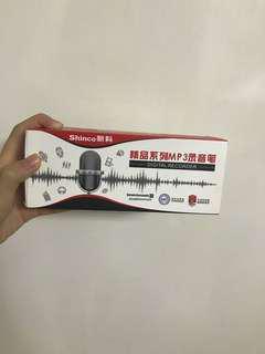 MP3錄音筆(包順豐)