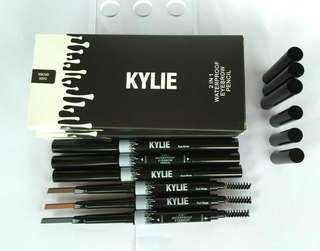 Kylie 2 in 1 Eyebrow Pencil