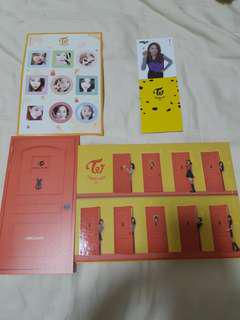 (PRICE REDUCED)TWICE TWICEcoaster Lane 2 UNSEALED Album(Yellow Version)