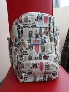 Preloved Backpack Cath Kidston