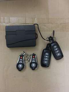 Car alarm 13p