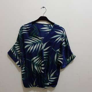 Gracia leaf top