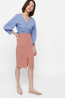 Love Bonito Pheane Pocket Midi Skirt