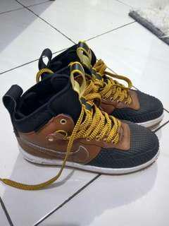 Nego Sepatu Nike Lunar Force 1 Duck Boots Original Seco d